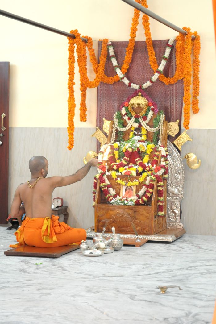 Prayer and Pooja